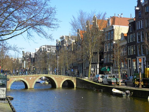 A weekend canal tour in fascinating city AMSTERDAM