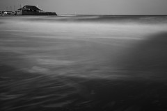 Broadstairs Long Exposure (Explored) (mplatt86) Tags: longexposure sea english beach pier kent sand long exposure southeast channel broadstairs