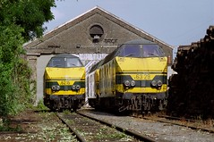 NMBS 6215 & 6329+6241 Angleur (Davy Beumer) Tags: nmbs hld62 l43