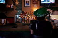 Barfly (lynn.h.armstrong) Tags: pictures camera wood woman signs ontario canada green art beach sc beer hat bar night menu lens geotagged photography evening fly photo back tv chair aperture nikon cowboy long flickr bottles barfly photos flag south bricks images rye grill lynn deck h liquor purse mug carolina getty myrtle vodka rum tvs ashtray nikkor stool gin armstrong stormont redskins tequilla sault ingleside twitter tumblr d7000 lynnharmstrong