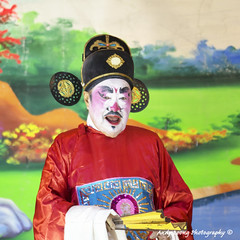 Chinese Opera - Clown (Pic_Joy) Tags: costume opera clown chinese culture chou tradition chineseopera