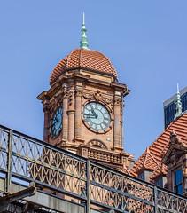 Main Street Station Clock (4myrrh1) Tags: tower clock station train virginia richmond clocktower amtrak va