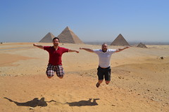 Giza, Saqqara & Dahshur, Egypt, March 2013