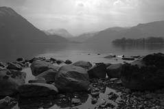 Lake District #1 (Emmett Hunt) Tags: bw landscape blackwhite lakedistrict explore 18105mm nikond300s