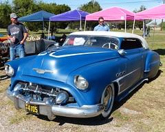1950 chevy Kustom (bballchico) Tags: chevrolet austintexas chopped 50s custom 1950 carshow kustom lonestarroundup ujointscc chrisweitzel lonestarrodkustomroundup2013 lonestarroundup2013