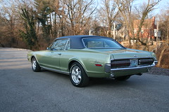 "1968 Cougar • <a style=""font-size:0.8em;"" href=""http://www.flickr.com/photos/85572005@N00/8642769569/"" target=""_blank"">View on Flickr</a>"