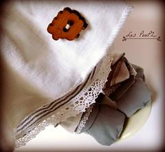 Luce's first outfit (Les PouPZ) Tags: chiffon artdolls ragdolls clothdolls waldorfdolls waldorftoys waldorfdukker poupewaldorf lespoupz