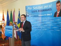 Apresentação Candidatura Luís Rodrigues