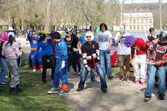 Our Harlem Shake ...Waiting the Vido on YT (latin_drumer) Tags:
