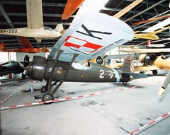 PZL P.11c (San Diego Air & Space Museum Archives) Tags: pzl p11c