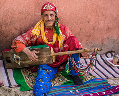 Marrakech Street Musician (Ian_Lowe) Tags: street musician morocco marrakech medina