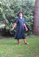Out in the rain (Jack Williams) Tags: newzealand male wet fun freestyle auckland dresses nz meninskirts wetlook meninfrocks frocks frolics mandress menstuff wetdress wetguy skirtlook