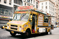 New York Food Truck