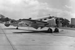 VC-1 UC-45J Navigator BuNo 51214, UA-69 (skyhawkpc) Tags: airplane aircraft aviation navy naval usnavy usn navigator beech 51214 uc45j ua69 snb2 vc1bluealiis