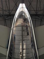 767 Tail (cmayart88) Tags: atlanta hartsfieldjacksonatlantainternationalairport 767 ga flightmuseum delta boeing airplane plane areoplane shiny metal mirror aluminum rivets reflections