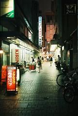 Backstreet in Shinjuku (tripl8_i) Tags: tokyo shinjuku 35 fujica fujinon f28  compact  38mm