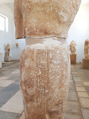 20160714_132013_low (Cinzia, aka microtip) Tags: delos cicladi grecia archeology antichit archaelogy unescoworldheritagesite mithology sanctuary ancientgreece archaeologicalmuseum sculpture