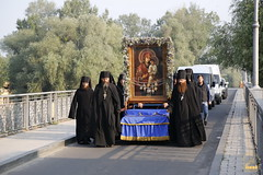 07. Встреча Святогорской иконы в Лавре