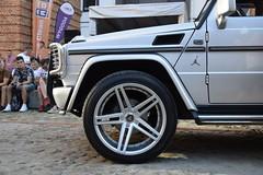 _DSC0232 (grysiv) Tags: vehicle wheel tire rim car mercedes class g klasse classe cars wallpaper tede jumpman jordan mj mj23 23 chicago bulls