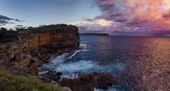 Watsons Bay, Sydney. (Mark Willemse) Tags: watsons bay sydney australia nature landscape seascape water sunset light