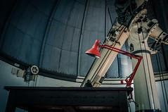 Belgrade Astronomical Observatory (andjelic_aleksandar) Tags: astonomy table ngc photo belgrade nikon telescope refractor colors lamp