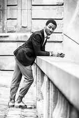Singulier(S) - JR L. (Jeff Heurteur) Tags: fashion paris shoes customshoes fashionista portrat maris placedesvosges canon canon50d canon70200mm noir noiretblanc noirblanc blanc black blackandwhite blackwhite nb bw monochrome monochromie monochromy mode model