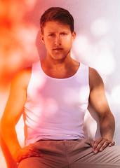 Photo Shoot : Levi (jkc.photos) Tags: man male model photoshoot portrait physique athletic
