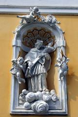 15.8.16 2 Sankt Florian 085 (donald judge) Tags: austria upper sankt florian anton bruckner augustinian monastery stift