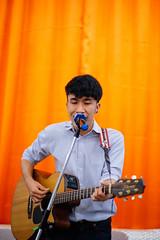 DSC08068.jpg (iheresss) Tags: sonya7r bangkok carlzeiss planart 85mmf14 portrait manuallens guitar musician gig