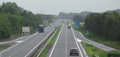 N50-14 (European Roads) Tags: n50 rijksweg 50 bomenweg emmeloord flevoland nl netherlands
