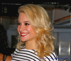 Pixie Lott ~ Breakfast At Tiffanys ~ Royal Theatre Haymarket ~ London. (law_keven) Tags: pixielott pixie singer woman girl breakfastattiffanys london england royaltheatrehaymarket play celebrity westham