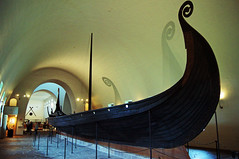 Viking Ship (kfinlay) Tags: norway viking vikings ship oseberg longboat