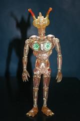 Invader J (Takara 1970's) (Donald Deveau) Tags: invaderj takara henshincyborg alien sciencefiction kaiju toy japanesetoy vintagetoy actionfigure