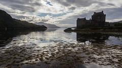 IMG_4662 (Sander0910) Tags: canon 600d tamron 1750 f28 scotland road trip 2016 landscapes weather castle eilean donan