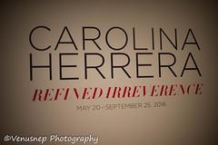 Carolina Herrera 1 (venusnep) Tags: carolinaherreraexhibit carolina herrera carolinaherrera scad fash scadfash fashion exhibit fashionexhibit atlanta ga georgia atlantaga dresses august 2016 nikond610 nikon d610