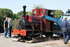 6 (Hampton & Kempton Waterworks Railway.) Tags: darent arrives loop