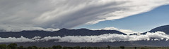 Oh, Those Clouds!! (socaltoto11) Tags: california395 canonphotography california californialandscapes californiamountainranges clouds cloudy clouddeck lowclouds snowcappedmountains westcoast westcoastlandscapes westernlandscapes westcoastmountainranges sierranevadamtrange springsnowstorm pano mountains