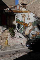 Agli operai (Olivier Monbaillu) Tags: monbaillu canon eos7d murales peinturesmurales murals orgosolo orgsolo barbagia barbgia sardegna sardaigne sardinia italia italie italy