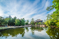 Tdai-ji Temple (RQ Lee) Tags: japan nara wodden buidling historic