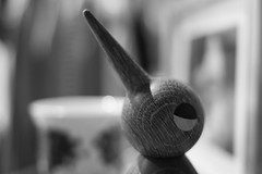 231-365 Birdy (cohenvandervelde) Tags: 365project australia bw blackwhite cohenvandervelde cowes creativecommons dof explore flickr flickriver melbourne scout bokeh canon depthoffield lights shadow silhouette