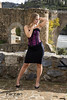 Davinia (Jose Luis Farfan) Tags: davinia farfan modelo model chica girl mujer woman rubia negro corset