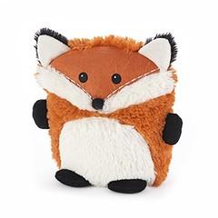 WARMIES HOOTY FOX (MyNaturesEmporium) Tags: warmie flaxseed lavendar plush childrens