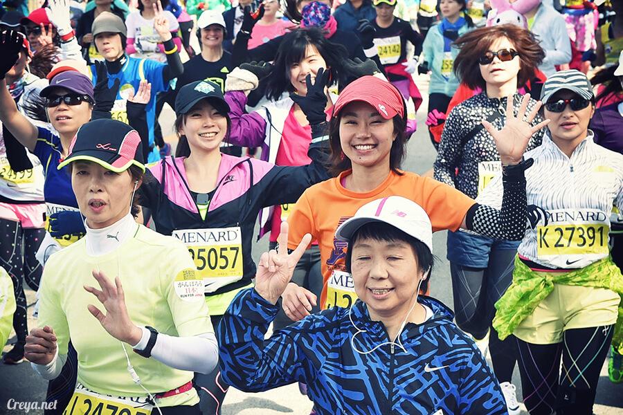 2016.09.18 ▐ 跑腿小妞▐ 42 公里的笑容,2016 名古屋女子馬拉松 13