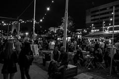 [2016-09-17][Smaak Karavaan 2016] 49.jpg (S.P. Zweekhorst) Tags: nikon 1855mm d5200 2016 blackwhite people street nikon1855mm nikond5200