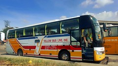 Yellow Bus Line A-021 (Monkey D. Luffy 2) Tags: bus mindanao philbes photography philippines philippine enthusiasts society yutong
