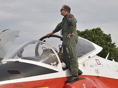 JP (Nigel Musgrove-1.5 million views-thank you!) Tags: 2016 fairford raf riat saturday bac jet provost t5 xw324 gbwsg royal international air tattoo july