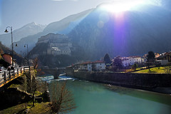 LaTuille (Douglas M.P.) Tags: mountain montagna italia italy latuille valledaosta water winter