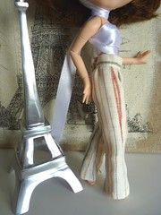 Pantalón ancho para Blythe