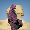 The Young and the Old (Colorado Sands) Tags: lady female tourist sphinx statue sculpture monument greatsphinx giza limestone greatsphinxofgiza mythicalcreature gizaplateau westbank attraction landmark monolith أبوالهول mythology younglady femme middleeast ladies clothing moslem muslim mulheres mujeres mulher tourism egypt κάιρο caire eg cairo kairo alexdesertroad donne frauen perempuan chicas güzelkadınlar femmes المرأة women kvinder wanita sandraleidholdt woman people