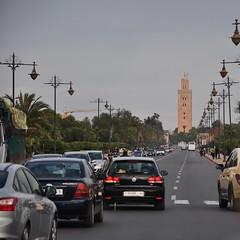Marrakech (MagalieP) Tags: nikon morocco marrakech d90 lakoutoubia